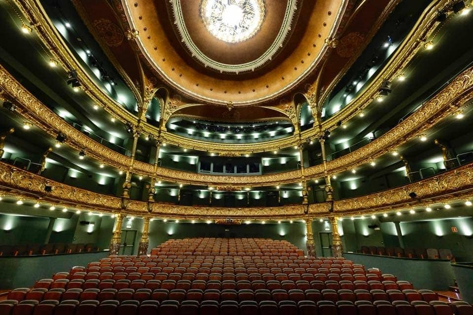 Teatro Campo Eliseo Bilbao