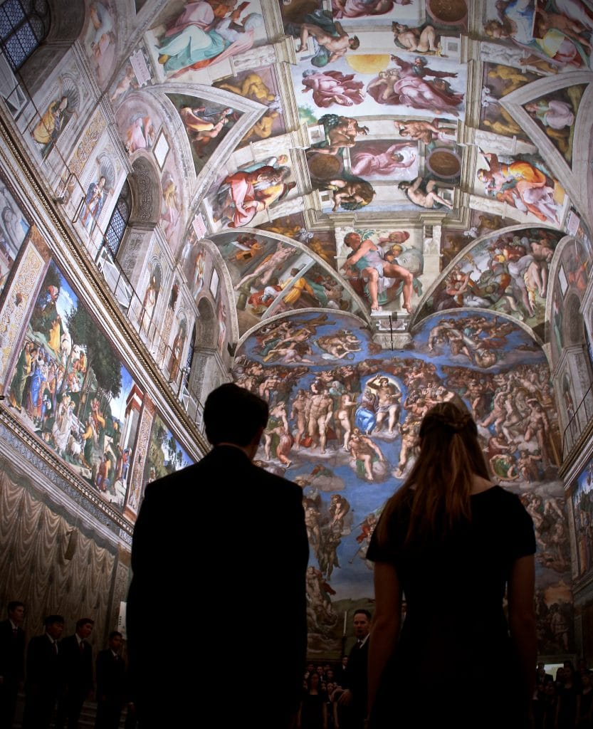 Sing in the Sistine Chapel with iNCANTATO CONCERT TOURS