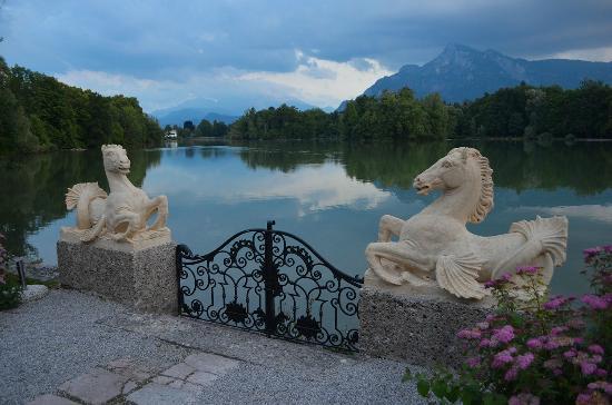 iN AUSTRIA: Sound of Music Hotel Leopoldskron