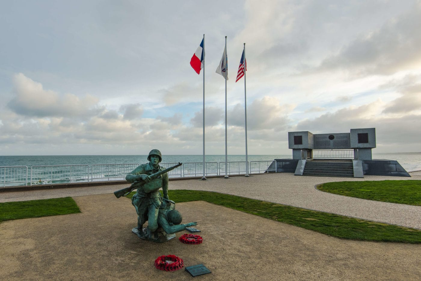 iN France: D-Day + The Battle of Normandy
