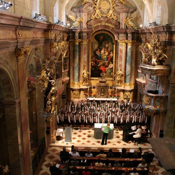 OUT iN Vienna 2007: Summit Children's Choir Sings