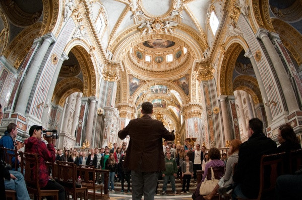 Once upon a time iN Italy: Mater Dei Tour Video 2011