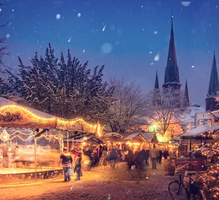 Christmas Markets iN Germany's Historic Highlights