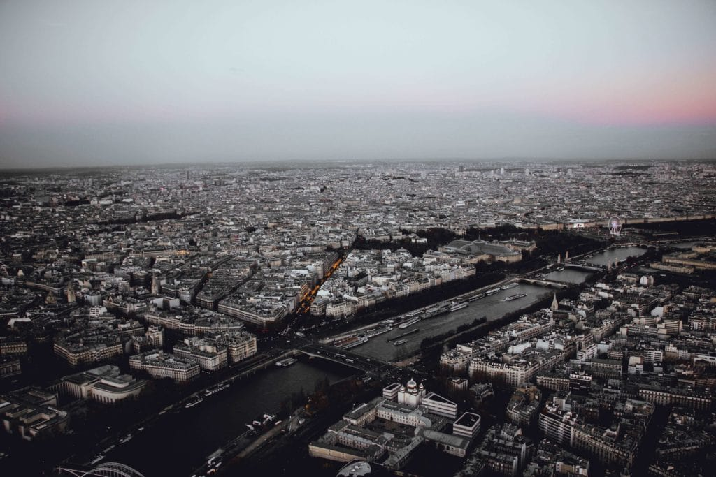 View of the Seine iN Paris – Photo by Lina Silivanova on Unsplash