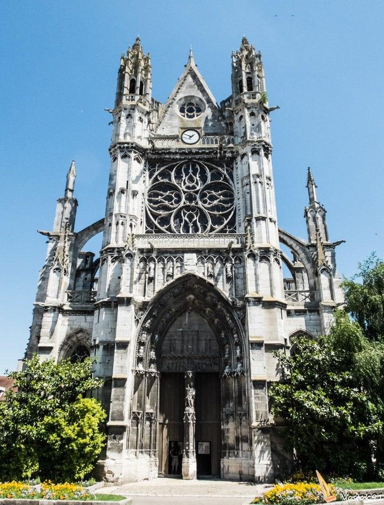 Collégiale Notre Dame de Vernon iN Normandy, France - iNCANTATO CONCERT TOURS