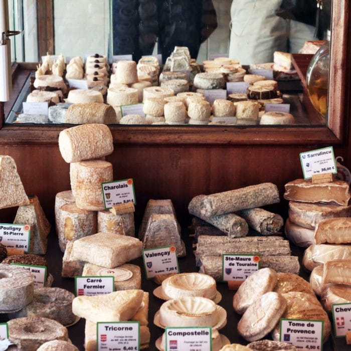 Postcard from France: Say Fromage aka Cheese
