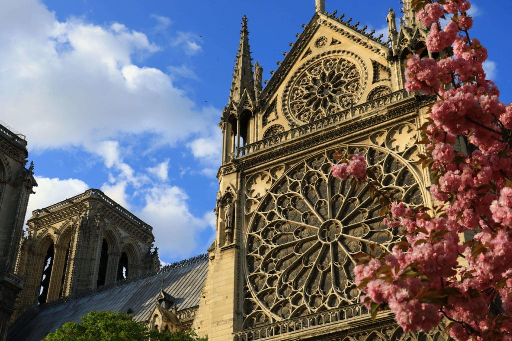 Notre-Dame Cathedral iN Paris, France is THE highlight on the LCHS Europe choir tour 2019.