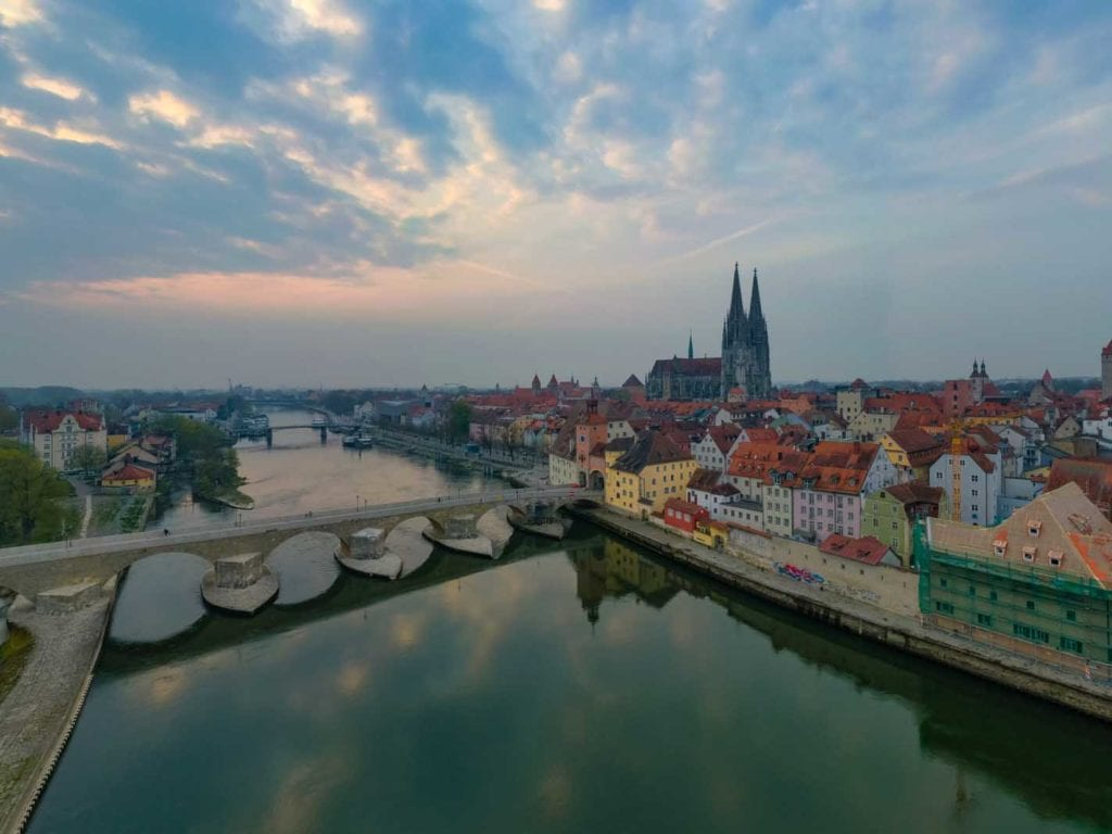 Regensburg iN Germany is a Bobo + Chichi beercation destination