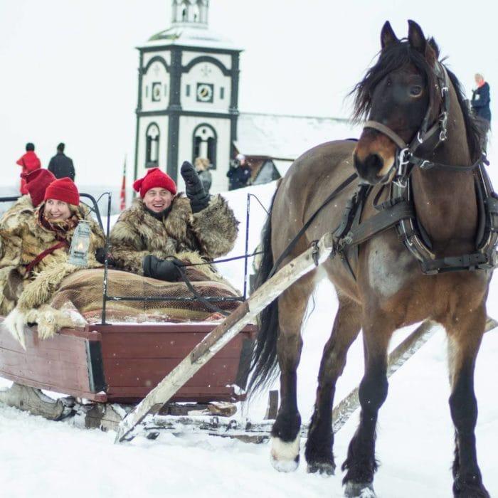 Rørosmartnan: Celebrating All That Winter Brings
